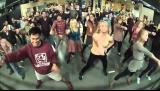 Humour: the big bang theory flash mob